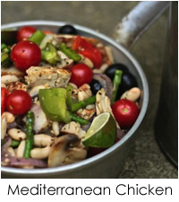 Robert's Mediterranean Chicken of Love