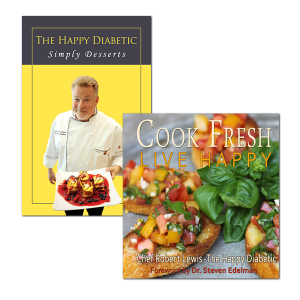 Cook Fresh, Live Happy and Simply Desserts