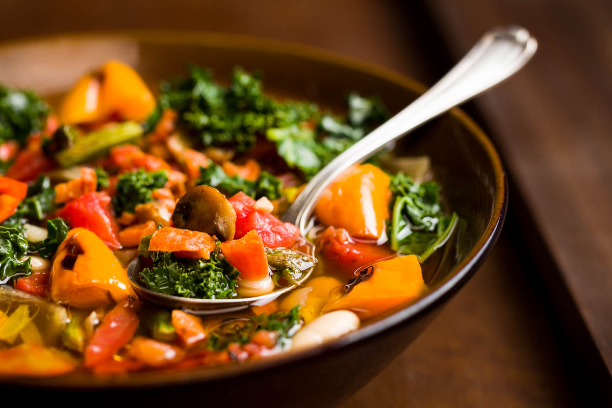 Recipe farmers market roasted vegetable soup the happy diabetic recipe farmers market roasted vegetable soup forumfinder Choice Image