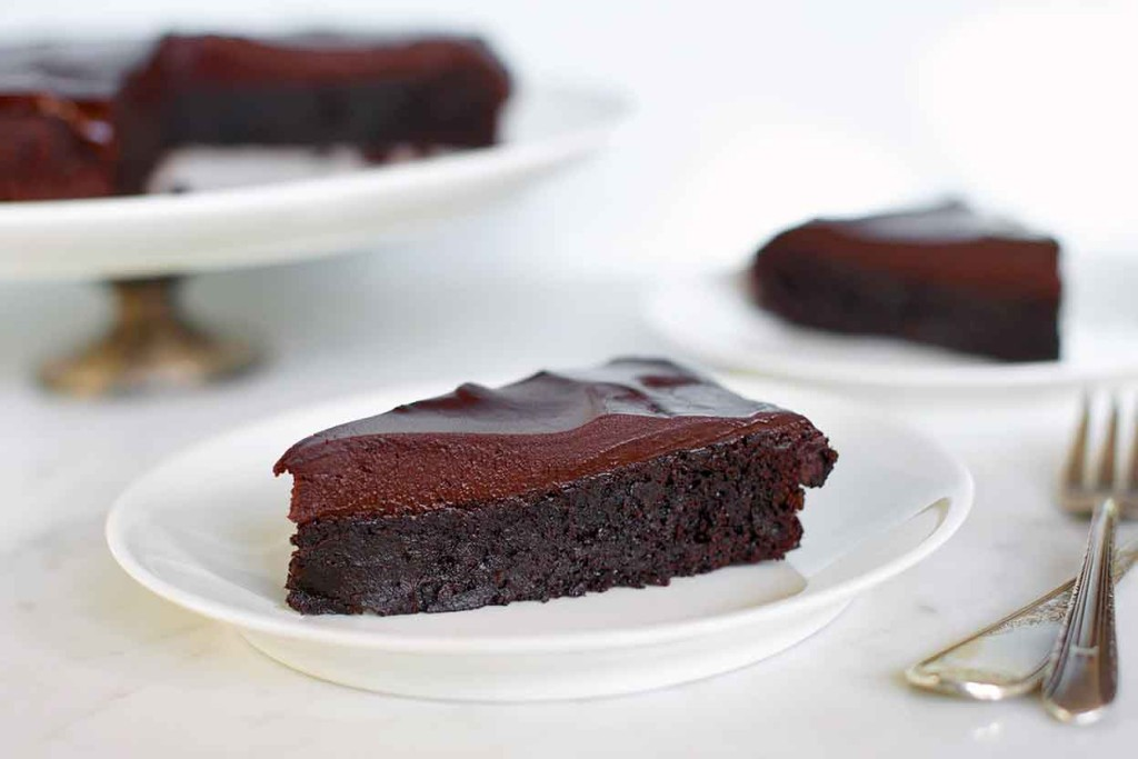 flourless choclotte cake