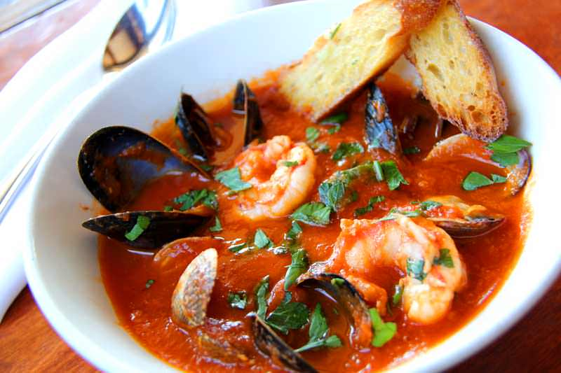 San-Francisco-Cioppino-History